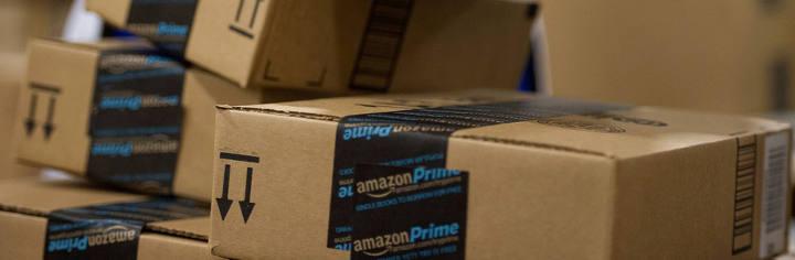 Amazon csomagolás