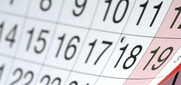 Fontos dátumok webáruházaknak 2016-ban
