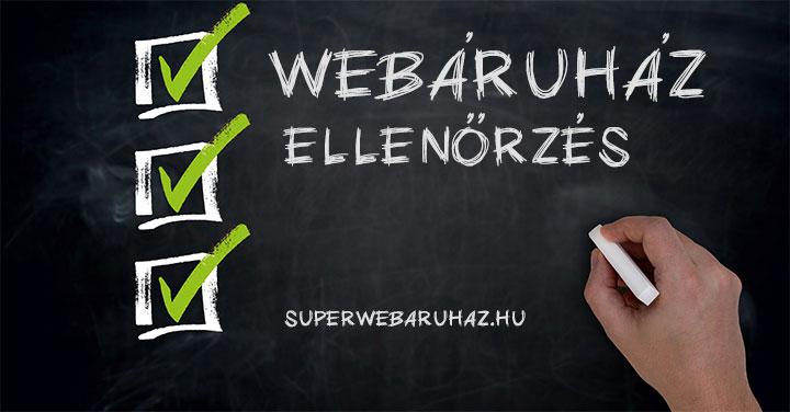 Új szolgáltatásunk: webáruház audit